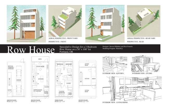 Portfolio - Row House