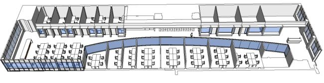 Interior Office - Overall Plan
