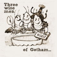 Three Wise Men of Gotham